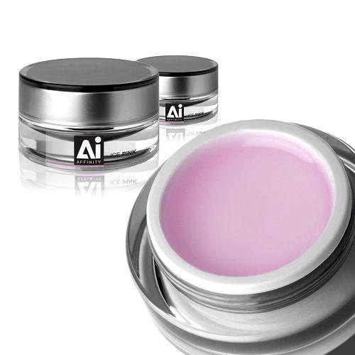 Zel Affinity Ice Pink 30g 30 G Silcare