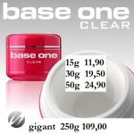 base one żel clear 15g noname