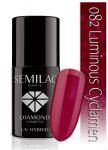 082 Luminous Cyclamen SEMILAC 7ml
