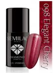 098 Elegant Cherry SEMILAC 7ml