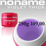 base one żel violet thick 250g noname fiolet