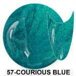 57.Courious Blue Allepaznokcie LUX 6ml