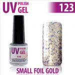123.Small Foil Gold Allepaznokcie LUX 6ml