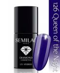 126 queen of the night SEMILAC 7ml