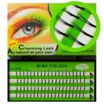 rzęsy a-1001 naturalne mink eyelash stars colors kępki 2w1 10mm