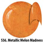 S56 Metallic Melon Madness żel kolorowy NTN 5g 5ml new technology nails