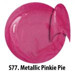 S77 Metallic Pinkie Pie żel kolorowy NTN 5g 5ml new technology nails