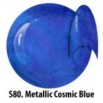 S80 Metallic Cosmic Blue żel kolorowy NTN 5g 5ml new technology nails
