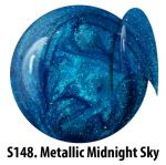 S148 Metallic Midnight Sky żel kolorowy NTN 5g 5ml new technology nails