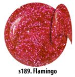 S189 Flamingo żel kolorowy NTN 5g 5ml new technology nails