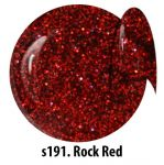 S191 Rock Red żel kolorowy NTN 5g 5ml new technology nails
