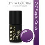 747 purple crush hybryda CHIODO pro soft 6ml edyta górniak kolekcja edyty górniak