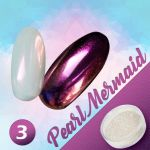 03 PEARL MERMAID efekt pyłek do wcierania perłowy puder powder
