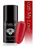 026 My Love SEMILAC 7ml