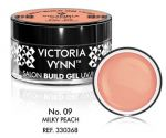 Żel budujący Victoria Vynn Milky Peach No.009 SALON BUILDer GEL 50 ml vinn