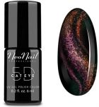 6032 Persian cat eye 5D kocie oko hybryda Neo Nail 6ml neonail blackpiatek