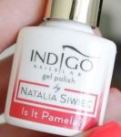 INDIGO it's Pamela it is pameta is't is 7ml hybryda lakier hybrydowy gel polish